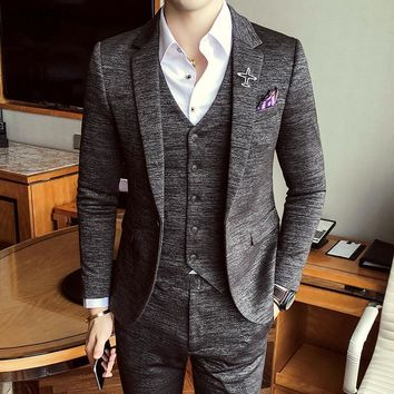 Autumn Mens Suits
