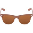 L.A. Woman Sunglasses - Taupe