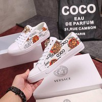 DCCK Versace Men Fashion Casual Sneakers Sport Shoes