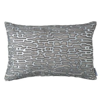 Lili Alessandra Christian Beaded Velvet Accent Pillow | Nordstrom