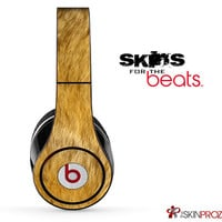 Furry Animal Skin For The Beats by Dre Studio, Solo, Pro, Mix-R or Wireless