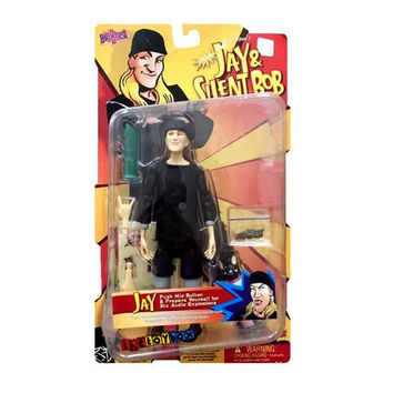 Jay - View Askew's Talking Jay & Silent Bob Action Figure
