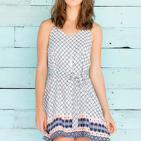 Rio Rancho Printed Dress