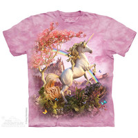 Kids Awesome Unicorn T-Shirt