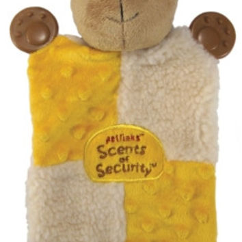 Scents Of Security Dog Toy Lamb