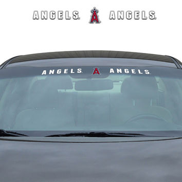 MLB Team Windshield Decal