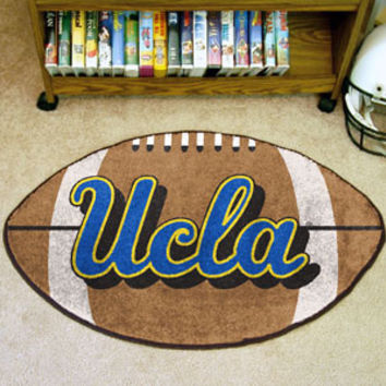 "UCLA - University of California  Los Angeles  Football Rug 22""x35"""