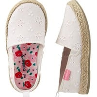 Carter's Espadrille Shoes