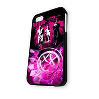 BLINK 182 Rock Band Logo (2) iPhone 5/5S Case