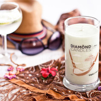 Tropical Retreat Candle - All Natural Soy Candles By Diamond Candles