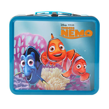 Loungefly Disney Finding Nemo Tin Lunch Box