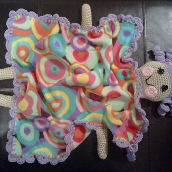Lala Doll Lil Buddy Blanket