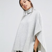 Micha Lounge Poncho at asos.com