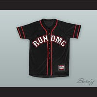 RUN DMC 82 Hollis Queens Baseball Jersey