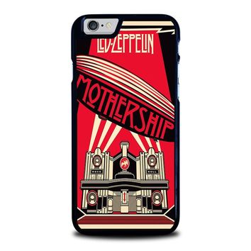 LED ZEPPELIN MOTHERSHIP iPhone 6 / 6S Case Cover