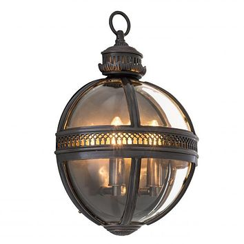 BRONZE INDUSTRIAL WALL SCONCE | EICHHOLTZ RESIDENTIAL