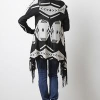 Tribal Party Cardigan