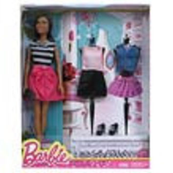 Barbie Fashion African American Doll