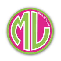 Marley Lilly Logo Promotional Sticker | Marley Lilly