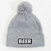 Coal The Vice Beer Pom Beanie