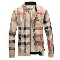 Burberry men's tide brand fashion jacket F