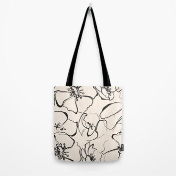 Adore Tote Bag by Allison Reich