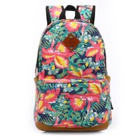 Vere Gloria Fashion Backpacks for Teenage Girls, Casual Travel Backpack for Middle High School College Students