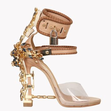 Virginia Sandals - High Heeled Sandals Women - Dsquared Official Online Store