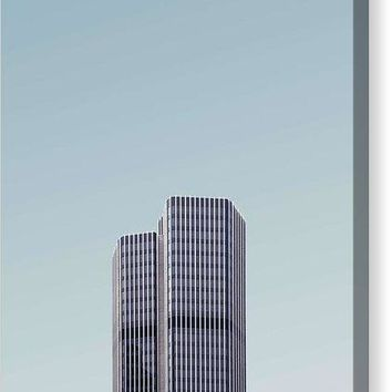 Urban Architecture - Tower 42, London, United Kingdom - Canvas Print