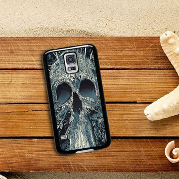 Abstract Skulls Artwork Samsung Galaxy S5 Case Planetscase.com