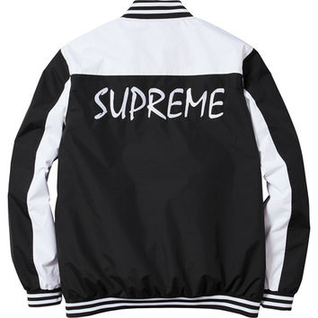 Supreme: Champion Warm Up Jacket - Royal