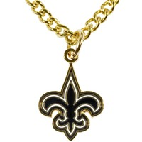New Orleans Saints - Logo Necklace
