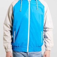 Rains Two Tone Waterproof Bomber Jacket