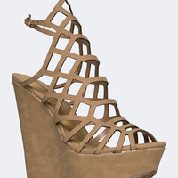 CUTOUT WEDGE