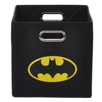 Batman Folding Storage Bin
