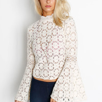 FREE PEOPLE Kiss & Bell Top
