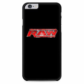 Wwe Raw Logo 2 iPhone 6 Plus / 6s Plus Case