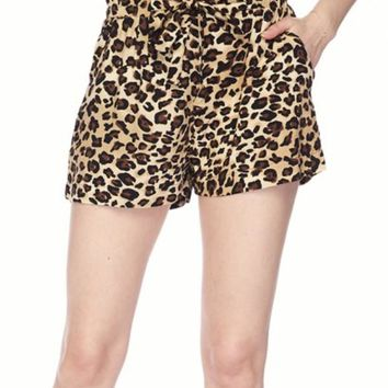 Discover Your Wild Side Shorts