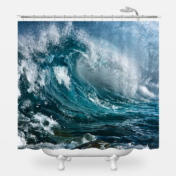 Rip Curl Shower Curtain
