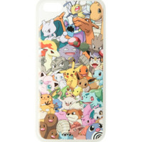 Pokemon Characters iPhone 5C Case