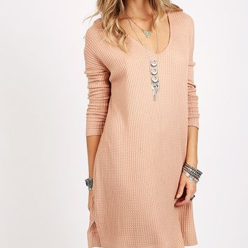 Sweet Melody Oversized Dress