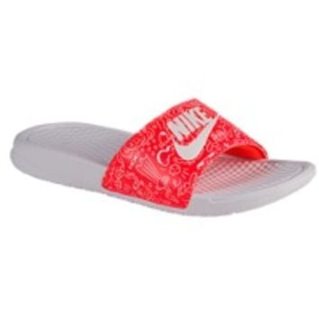 Nike Benassi JDI Slide - Women's at Lady Foot Locker