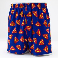 Superman Boxers in a Tin