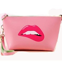 Womens Waterproof Cosmetic Bag
