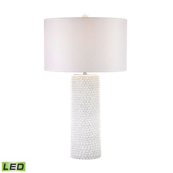 White Punk LED Lamp White