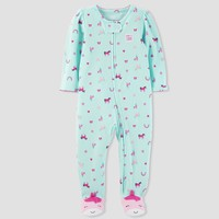 Baby Girls' Unicorn Sleep N' Play - Just One You™ Made by Carter's® Blue