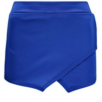 Jenny Scuba Colour Block Skort