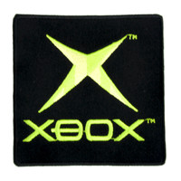 Xbox Patch Iron on Applique Alternative Clothing