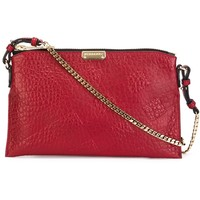 Burberry Embossed Check Clutch - O' - Farfetch.com