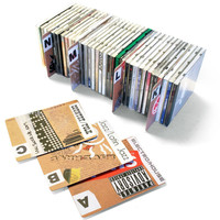 SUCK UK: CD Dividers, at 20% off!
